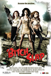 Poster of Bitch Slap