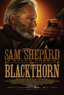 Poster of Blackthorn