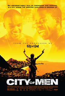 Poster of City of Men