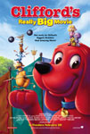 Poster of Clifford&#39;s Really Big Movie