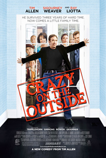 Poster of Crazy on the Outside