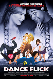 Poster of Dance Flick