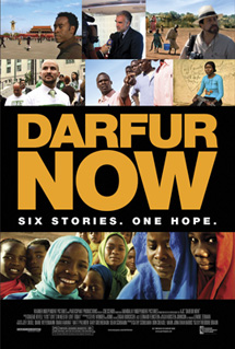 Poster of Darfur Now