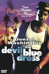 Poster of Devil in A Blue Dress