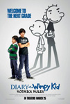Poster of Diary of a Wimpy Kid: Rodrick Rules