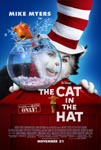 Poster of Dr. Seuss' The Cat in the Hat