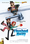 Poster of Flushed Away