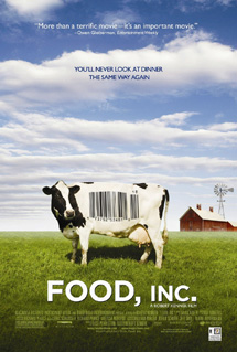 Poster of Food, Inc.