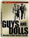 Poster of Guys and Dolls