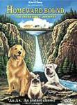 Poster of Homeward Bound: the Incredible Journey
