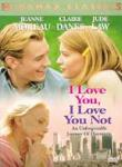 Poster of I Love You, I Love You Not