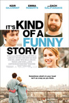 Poster of It&#39;s Kind of a Funny Story