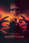 Poster of John Carpenter's Ghosts Of Mars