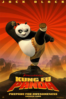 Poster of Kung Fu Panda
