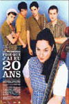 Poster of La Premiere Fois Que J&#39;ai Eu 20 Ans