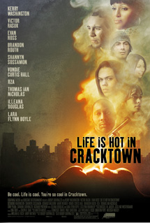 Poster of Life is Hot in Cracktown