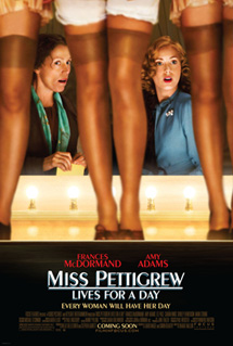 Poster of Miss Pettigrew Lives for a Day