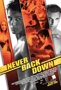 Poster of Never Back Down