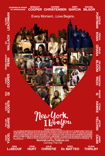 Poster of New York, I Love You