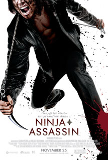 Poster of Ninja Assassin