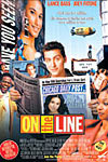 Poster of On the Line