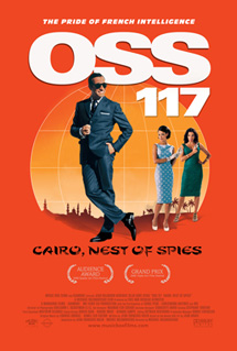 Poster of OSS 117: Cairo, Nest of Spies