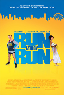 Poster of Run, Fat Boy, Run
