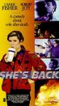 Poster of She's Back
