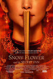 Poster of Snow Flower and the Secret Fan