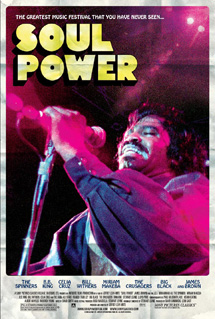 Poster of Soul Power