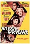 Poster of Stage Fright