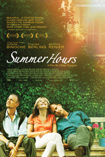 Poster of Summer Hours