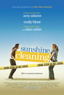 Poster of Sunshine Cleaning