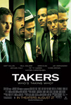 Poster of Takers