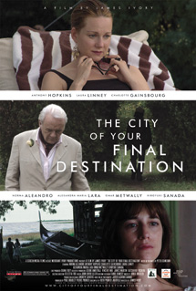 Poster of The City of Your Final Destination