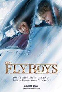 Poster of The Flyboys