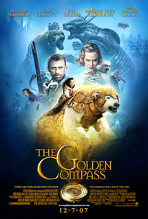 Poster of The Golden Compass