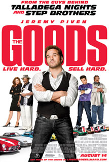 Poster of The Goods: Live Hard, Sell Hard