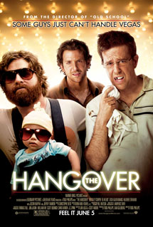Poster of The Hangover