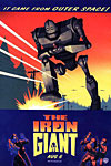 Poster of The Iron Giant