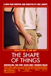 Poster of The Shape of Things