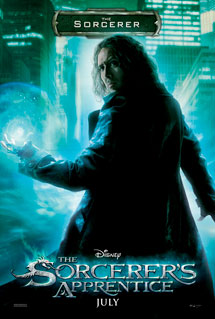 Poster of The Sorcerer's Apprentice