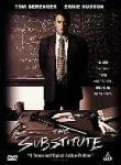 Замена Оригинальное название: The Substitute Год выхода: 1996 Жанр: Боевик, триллер.