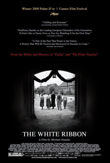 Poster of The White Ribbon