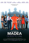 Poster of Tyler Perry's Madea Goes to Jail