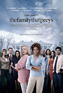 Poster of Tyler Perry's The Family That Preys