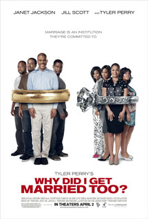 Poster of Tyler Perry's Why Did I Get Married Too?