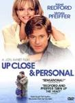 Poster of Up Close and Personal