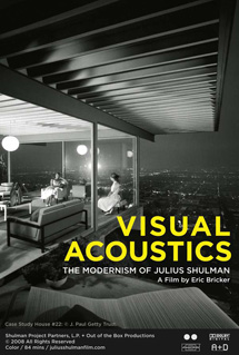 Poster of Visual Acoustics: The Modernism of Julius Shulman