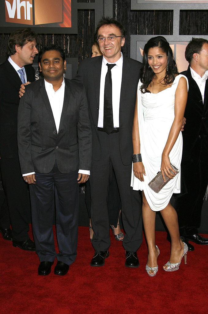 14th Annual Critics' Choice Awards 2009 A.R. Rahman Danny Boyle Freida Pinto